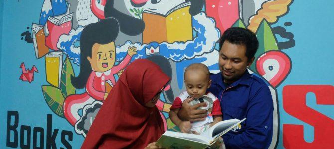 Menanam Budaya Tertib Baca