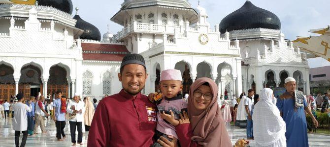 Lebaran di Serambi Mekkah