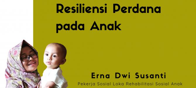 Breastfeeding dan Pendidikan Resiliensi Perdana pada Anak